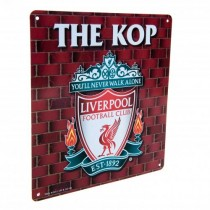 Liverpool, The Kop Sign