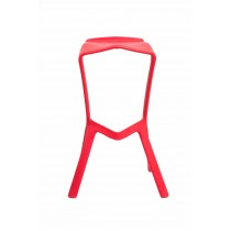 Aria, The Red Edgy Stool
