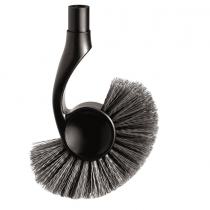 simplehuman, Toilet Brush, Black Head