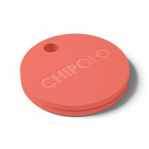 Chipolo Bluetooth Item Tracker CORAL Red