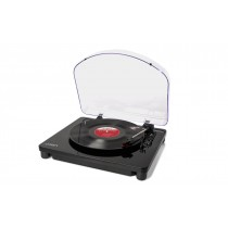 ION, CLASSICLP TURNTABLE, BLACK