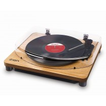 ION, CLASSICLP TURNTABLE, Brown