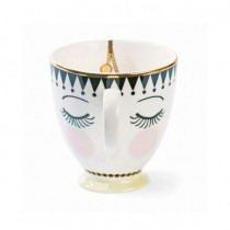 Miss Etoile, Coffee Mug Eyes  Dots 10Cm