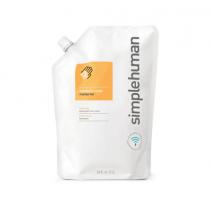 simplehuman Mandarin Orange Moisturizing Liquid Hand Soap 1L. Refill Pouch