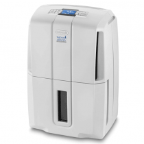 DeLonghi Dehumidifier + dryer 30L/day 300m3 With Bio Silver Air Filter - DDS30C
