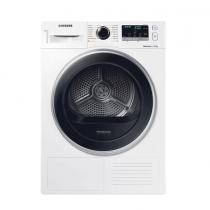 Samsung, Heat Pump Tumble Dryer A++, White -DV90M5000QW