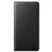 Samsung, Galaxy J3 Flip Wallet, Black - EF-WJ320PBEGWW