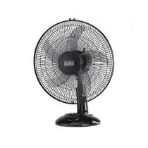 Black & Decker,  Desktop Fan/Table Fan, 16 Inch - FD1620-B5
