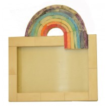 Gifts & More, Rainbow Photo Frame