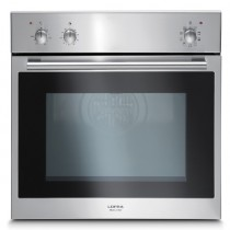 Lofra FGX60GG Built-in Oven, Gas - 60 cm, Silver - FGX60GG