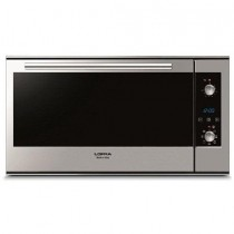 Lofra FGX90GG Built-in Oven, Gas - 90 cm, Silver - FGX90GG