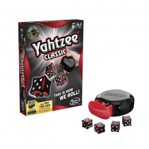 Yahtzee Classic, Board Game - English
