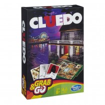 Clue Grab and Go Game - English