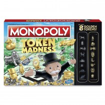 Monopoly Token Madness English, Board Games