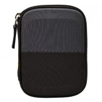 Case Logic Portable Hard Drive Case, Black - HDC11K