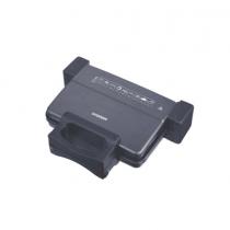 Hyundai Contact Grill 2000W, Black - HY-CG2020B
