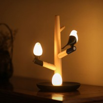 Promate, Home Tree Birds and 1 Eggie Led Desk Lamp