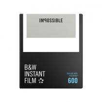 Polaroid Impossible Polaroid 600 and Instant Lab Film, Black/White