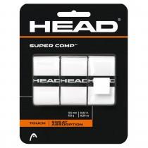 Head, Super Comb Overgrip, White