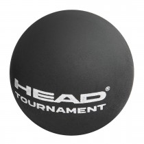 Head, Tournament Squash Ball, Black