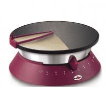 Krampouz, Electric Crepe Maker Diabolo, 33cm, Purple - KZ3033F
