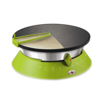 Krampouz, Electric Crepe Maker Diabolo, 33cm, Green - KZ3033V
