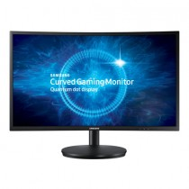 Samsung 27inch, Curved Gaming Monitor - LC27FG70FQMXZN