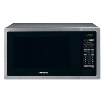 Samsung, Latin Solo Microwave Oven with Smart Sensor, 54 Liters, Silver- ME6194ST