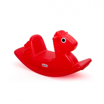 Little Tikes, Rocking Horse, Red, 5 Packs
