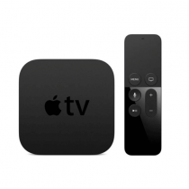 Apple TV 64GB HD Media Streaming Device 4th Generation in Black