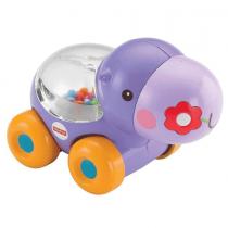 Fisher-Price Poppity Pop Hippo- Purple