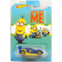 Hotwheels, Synkro Despicable Me Minion