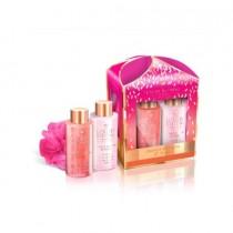 Grace Cole Orange Blossom And Neroli-Dazzling Duo Gift Set, Body Wash 100ml And Body Cream 100ml