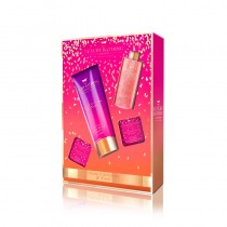 Grace Cole Orange Blossom And Neroli- Captivating Gift Set, Body Cream 150ml , Foam Bath 100ml And Bath Fizzer 2*25g