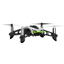 Parrot Mambo Quadcopter Mini Drone with Camera, Ready-to-Fly - Black/White - PF727001AA