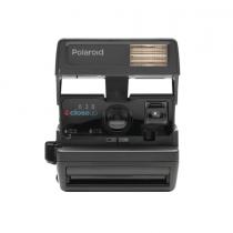 Polaroid Impossible Project 600 Square Black One Step Camera