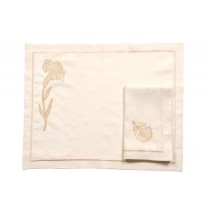 Ponti Home, Fiore placemat, Set of One
