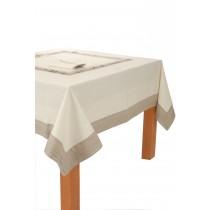 Ponti Home, Garnet table cloth,180x180cm