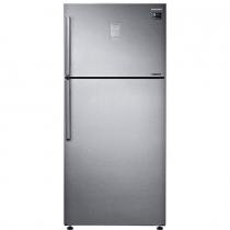 Samsung, Top Mounted Refrigerator, Twin Cooling Plus, 500 Liters, Easy Clean , Stainless Steel - RT50K6340SL