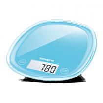 Sencor, Kitchen Scale, Blue, SKS-32BL