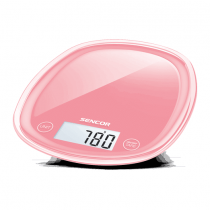 Sencor, Kitchen Scale, Pink,SKS-34RD