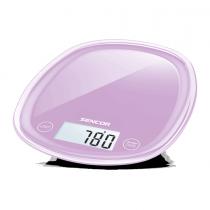 Sencor, Kitchen Scale, Purple, SKS-35VT