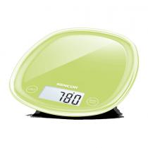 Sencor, Kitchen Scale, Green, SKS-37GG