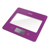 Sencor, Kitchen Scale, Purple, SKS-5025VT
