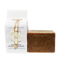 SoPure, Soap Shikakai & Orange Blossom Water - Enriching & Soothing 130g