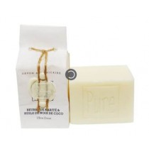 SoPure, Soap Olive Oil, Shia Butter & Coconut Oil - Hydrating & Soothing 130g