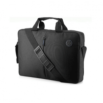 HP, Laptop Bag 39.62 cm (15.6 inch), Black