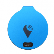 TrackR Bravo Bluetooth Item Tracker-Blue-TB001EU1PBLU