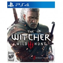 PlayStation 4, THE-WITCHER-3