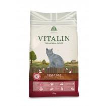 Vitalin Adult Cat Scottish Salmon, 1.5kg